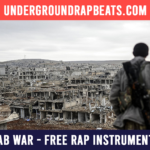 Arab War – Free rap instrumental